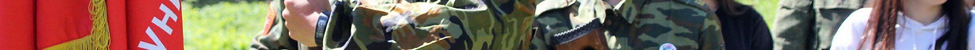 Священнослужители Рогачевского благочиния приняли участие в проведении военно-спортивной игры «Северный рубеж-2019»