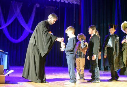 Торжественный концерт, посвященный празднику Святой Пасхи, состоялся в ДК поселка Ермолино
