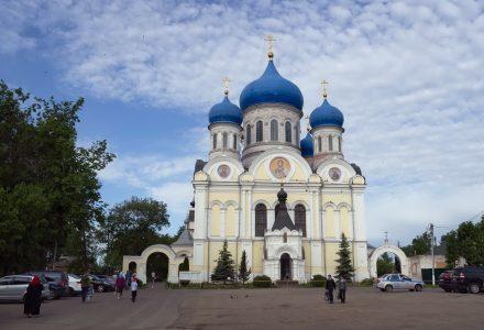 В селе Рогачево отметили престольный праздник и 170-летие основания Никольского храма