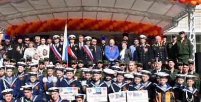 «Мы и есть Память!» В Габовском сельском поселении отпраздновали День Победы