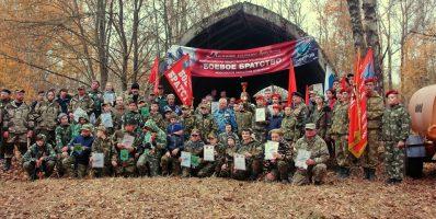 В Рогачевском благочинии юнармейцы провели военно-спортивную игру «Северный рубеж — 2018»